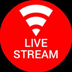 Ikona Live stream