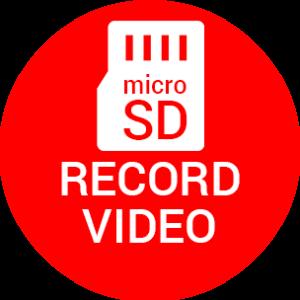 Ikona Record video